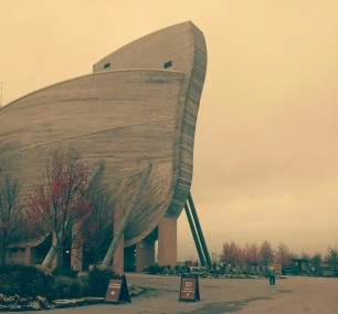 The Ark Encounter in KY