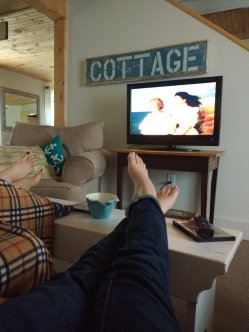 Rainy day on PEI? Watch the Anne movies!