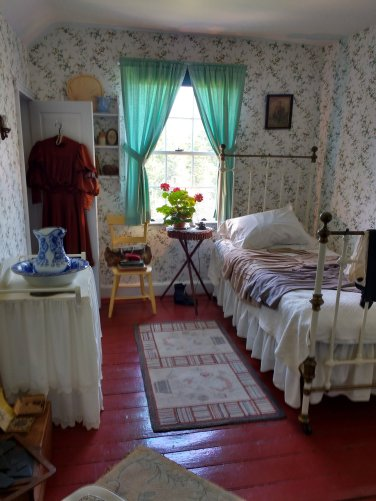 Inside Green Gables
